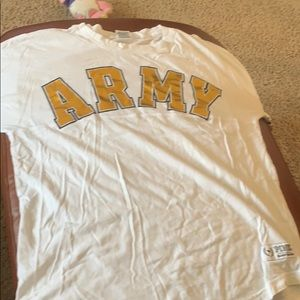 Victoria's Secret Army Long Sleeve
